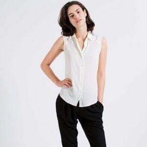 Everlane Tops - Everlane silk sleeveless top